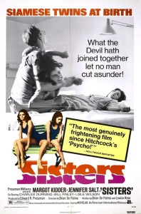 "Poster for the movie ""Sisters"""