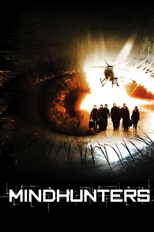 """Poster for the movie """"Mindhunters"""""""