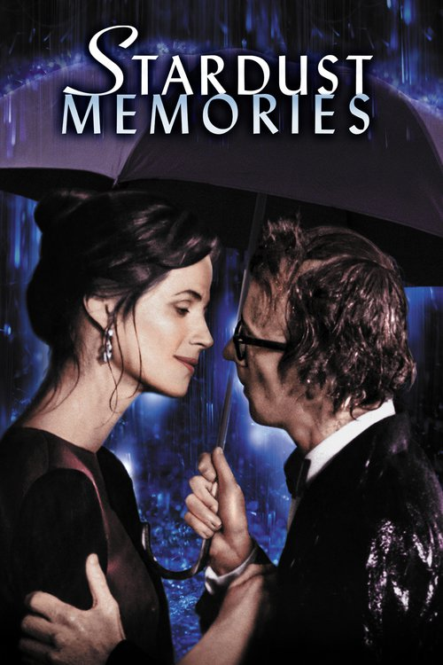 """Poster for the movie """"Stardust Memories"""""""
