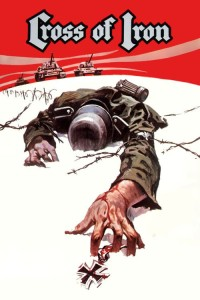 "Poster for the movie ""Cross of Iron"""