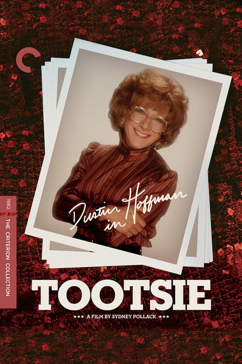 "Poster for the movie ""Tootsie"""