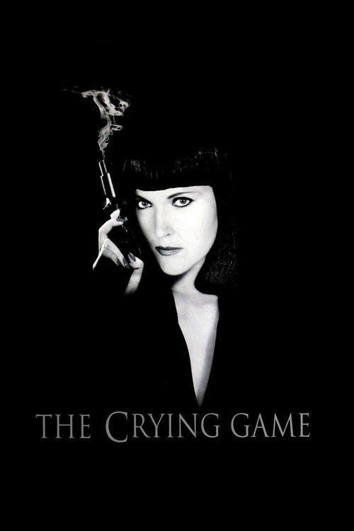 """Poster for the movie """"The Crying Game"""""""