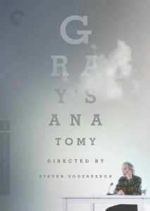 "Poster for the movie ""Gray's Anatomy"""