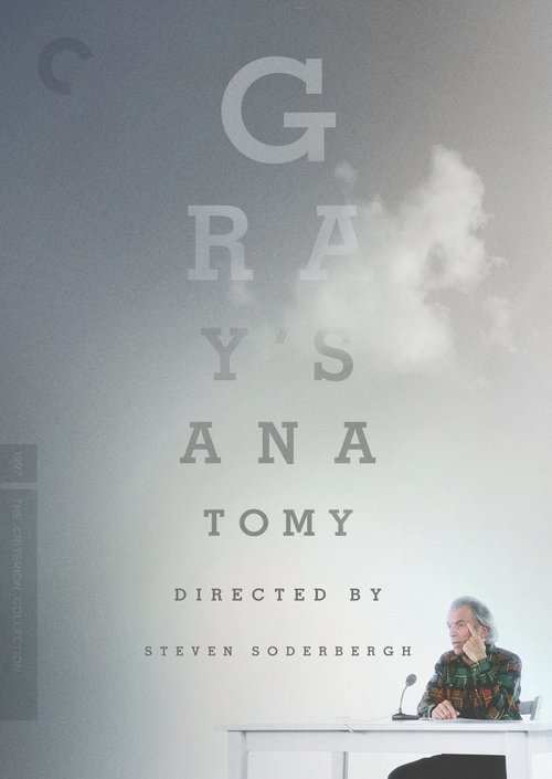 """Poster for the movie """"Gray's Anatomy"""""""