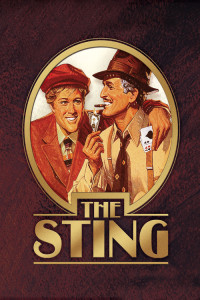 """Poster for the movie """"The Sting"""""""