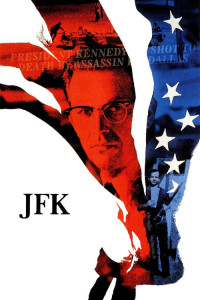 "Poster for the movie ""JFK"""