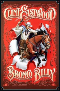 "Poster for the movie ""Bronco Billy"""