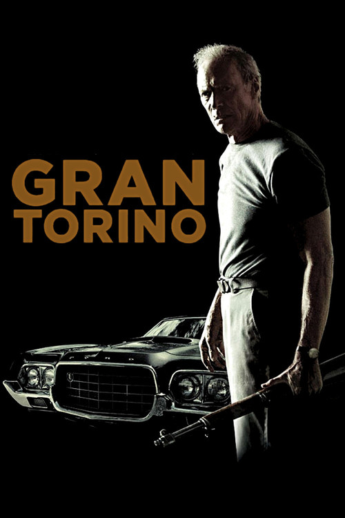 "Poster for the movie ""Gran Torino"""