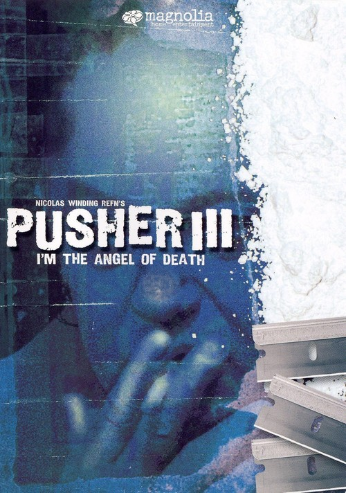 """Poster for the movie """"Pusher III: I'm the Angel of Death"""""""