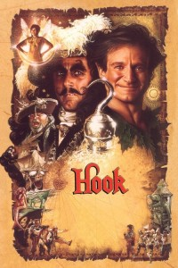 "Poster for the movie ""Hook"""