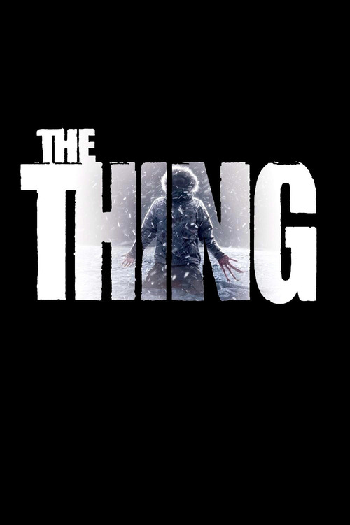 "Poster for the movie ""The Thing"""