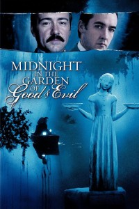 """Poster for the movie """"Midnight in the Garden of Good and Evil"""""""