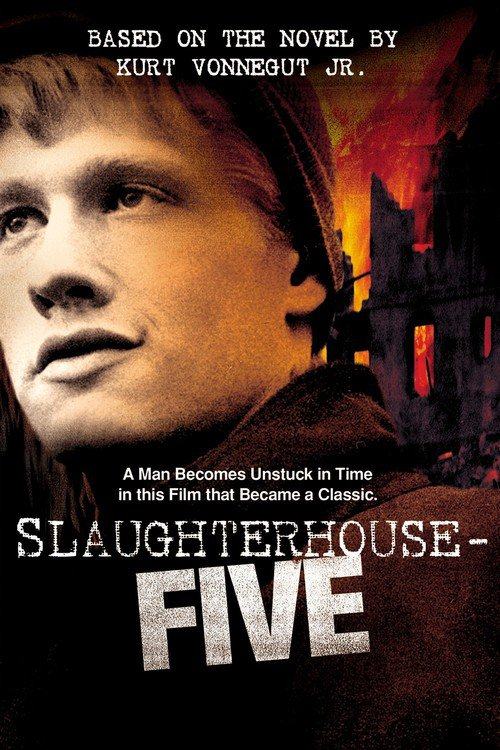 """Poster for the movie """"Slaughterhouse-Five"""""""