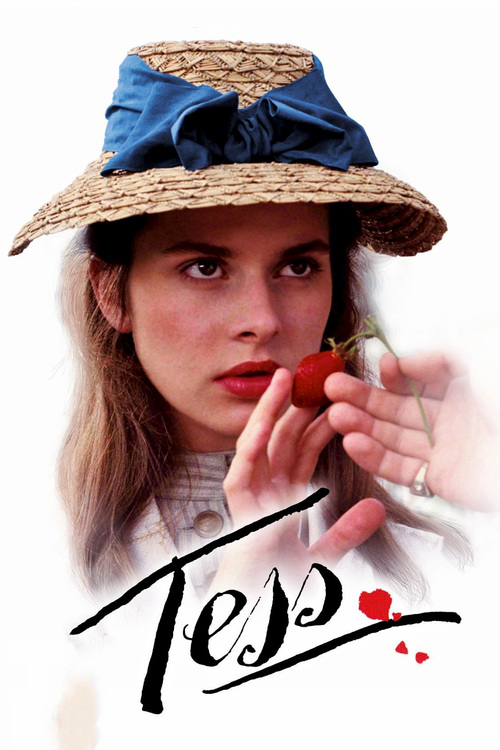 """Poster for the movie """"Tess"""""""