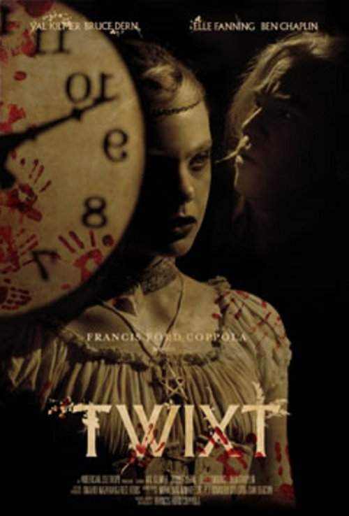 """Poster for the movie """"Twixt"""""""