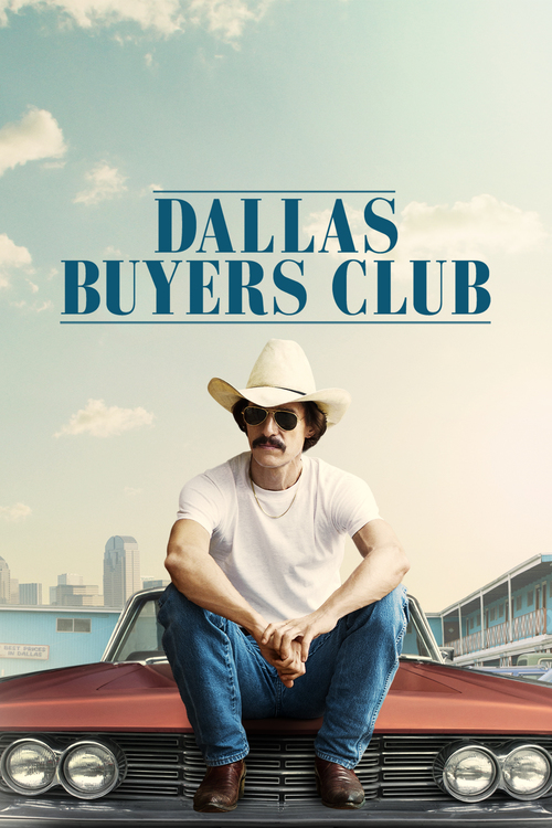 """Poster for the movie """"Dallas Buyers Club"""""""