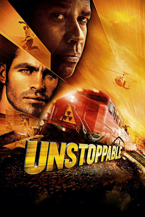 """Poster for the movie """"Unstoppable"""""""