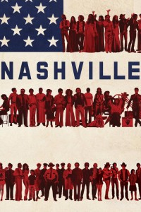 "Poster for the movie ""Nashville"""