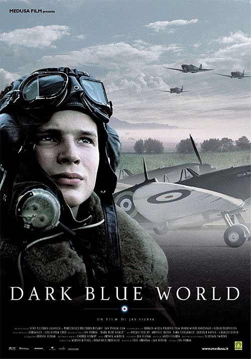 "Poster for the movie ""Dark Blue World"""