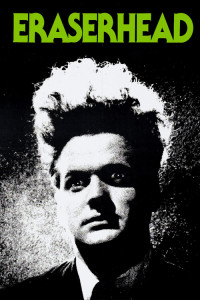 "Poster for the movie ""Eraserhead"""