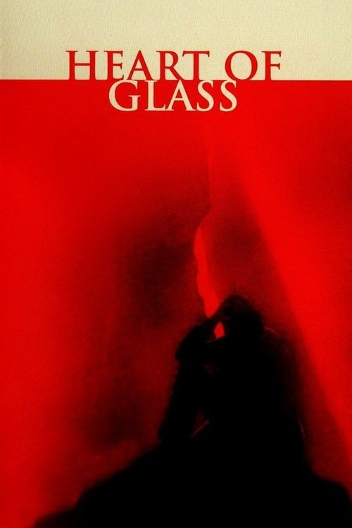 """Poster for the movie """"Heart of Glass"""""""