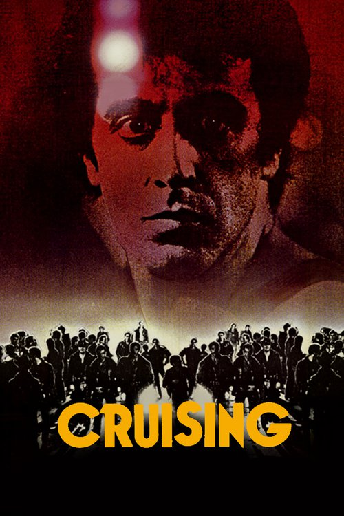 """Poster for the movie """"Cruising"""""""