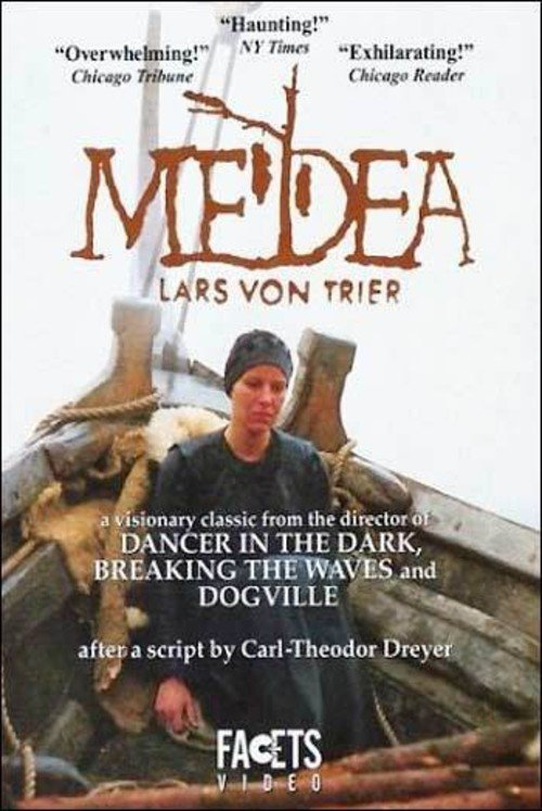 "Poster for the movie ""Medea"""