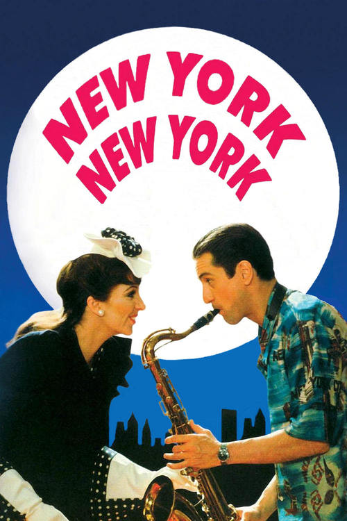 """Poster for the movie """"New York, New York"""""""