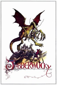 "Poster for the movie ""Jabberwocky"""