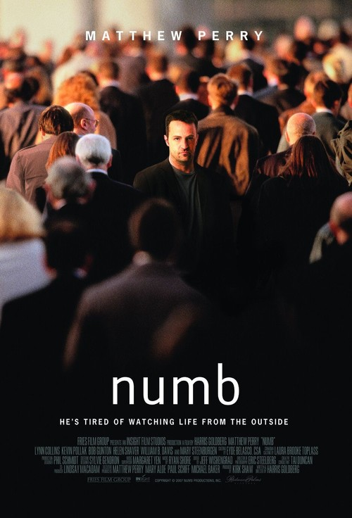 """Poster for the movie """"Numb"""""""