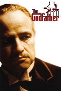 "Poster for the movie ""The Godfather"""