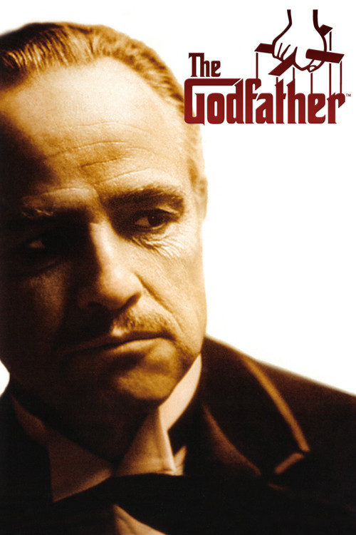 """Poster for the movie """"The Godfather"""""""