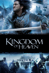 "Poster for the movie ""Kingdom of Heaven"""