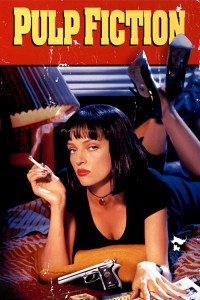 """Poster for the movie """"Pulp Fiction"""""""