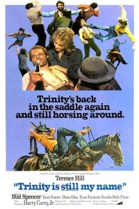 "Poster for the movie ""Trinity is Still My Name"""