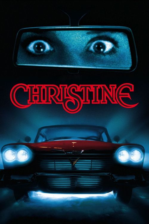 "Poster for the movie ""Christine"""