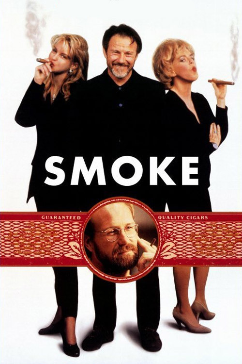 """Poster for the movie """"Smoke"""""""