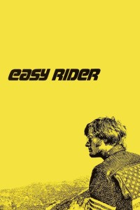 "Poster for the movie ""Easy Rider"""