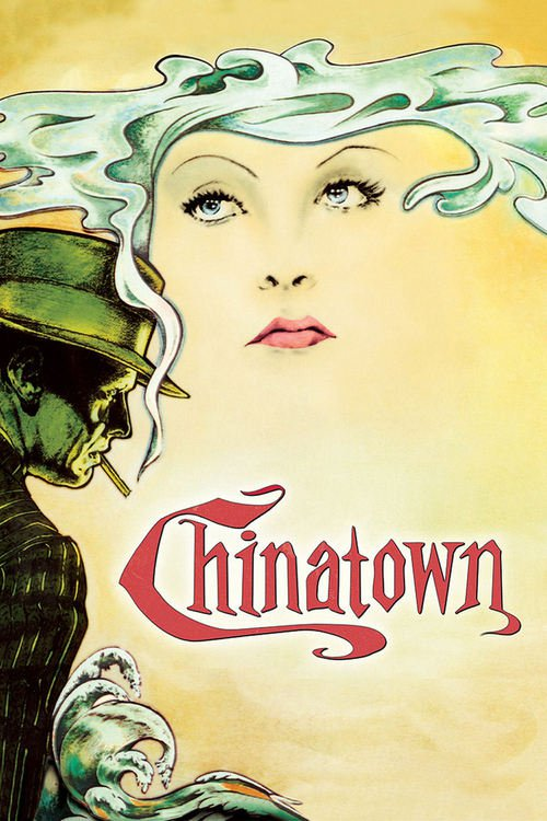 "Poster for the movie ""Chinatown"""