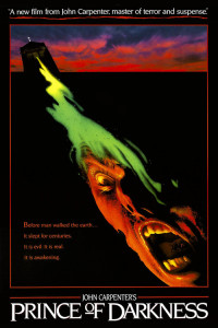 """Poster for the movie """"Prince of Darkness"""""""