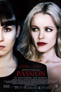 "Poster for the movie ""Passion"""