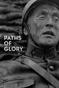 "Poster for the movie ""Paths of Glory"""