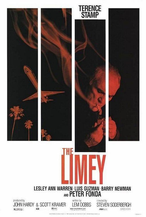 """Poster for the movie """"The Limey"""""""