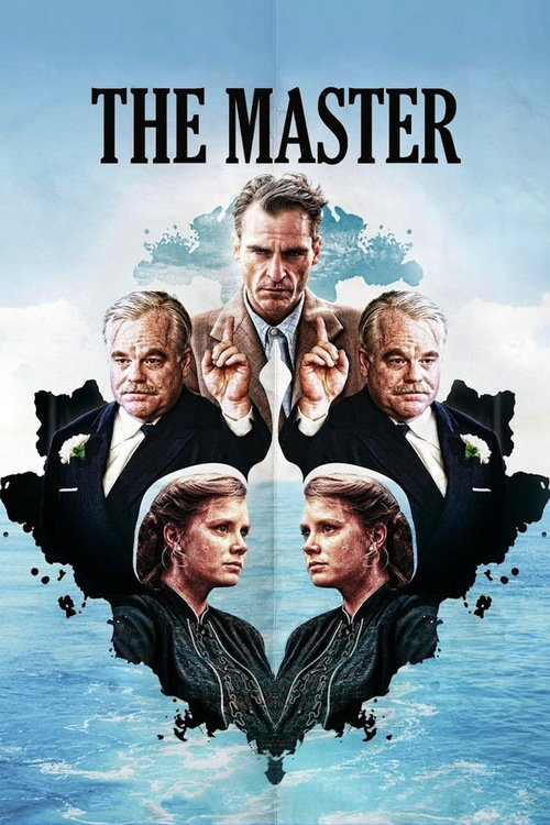 "Poster for the movie ""The Master"""