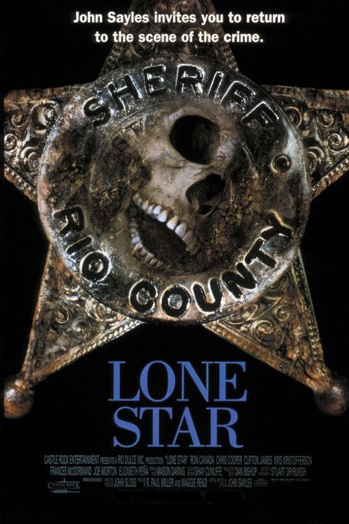 """Poster for the movie """"Lone Star"""""""