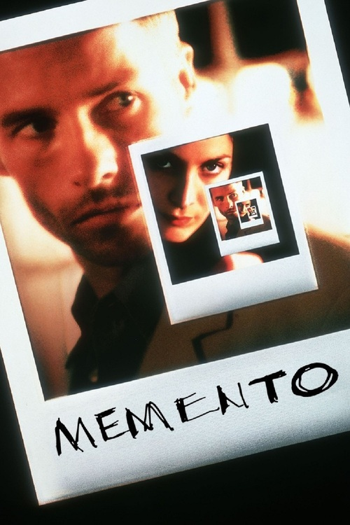 "Poster for the movie ""Memento"""