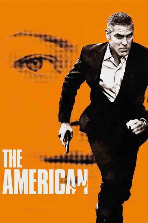 """Poster for the movie """"The American"""""""