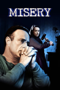"""Poster for the movie """"Misery"""""""