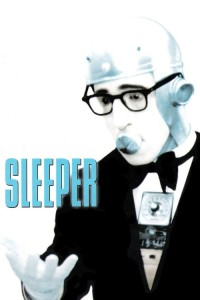 "Poster for the movie ""Sleeper"""