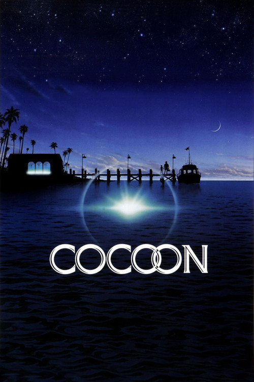 "Poster for the movie ""Cocoon"""